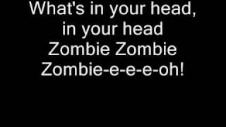 Repeat youtube video Cranberries Zombie  ( lyrics )