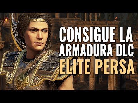 Assassin's Creed Odyssey | Consigue la ARMADURA ÉLITE PERSA DLC El Legado de la Primera Hoja Oculta thumbnail