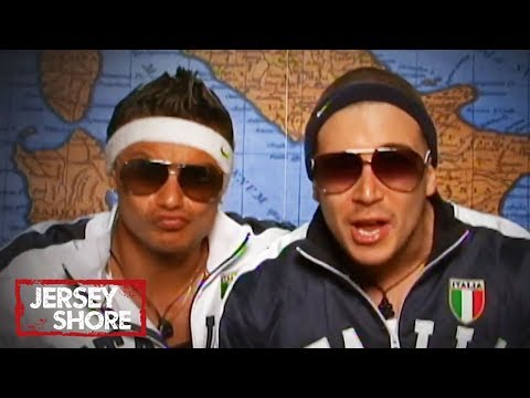 'Pauly D & Vinny: The Ultimate Guidos' Official Throwback Clip | Jersey Shore | MTV
