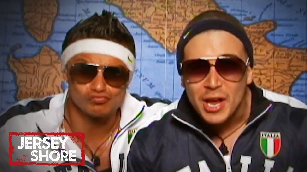 61fe311e5e Pauly D   Vinny  The Ultimate Guidos  Official Throwback Clip ...