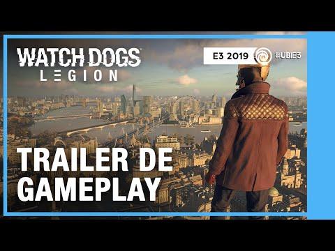 TRAILER DE GAMEPLAY – Watch Dogs Legion