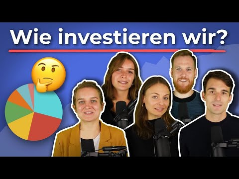Wie investiert das Finanzfluss Team?