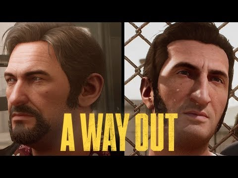 SOLOS CONTRA EL MUNDO - A Way Out Local Coop | ZellenDust