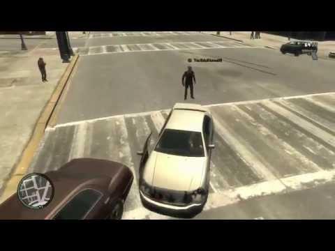 GTA IV Multiplayer 5 - Mám hlas jako mistr z toalety (CZ koment) Desmond + Zikmund
