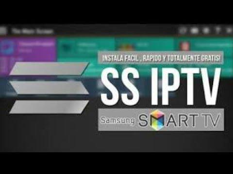 Smart tv lg com lista de canais iptv 168 canais (aplicativo ss iptv)