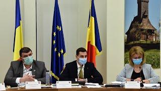Sedinta extraordinara a Consiliului Judetean Maramures din 15.12.2020
