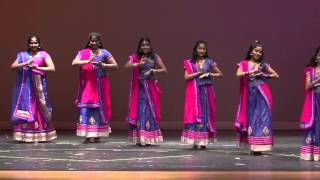 GCKA Onam 2015 - Group Dance - Malayalam Medley