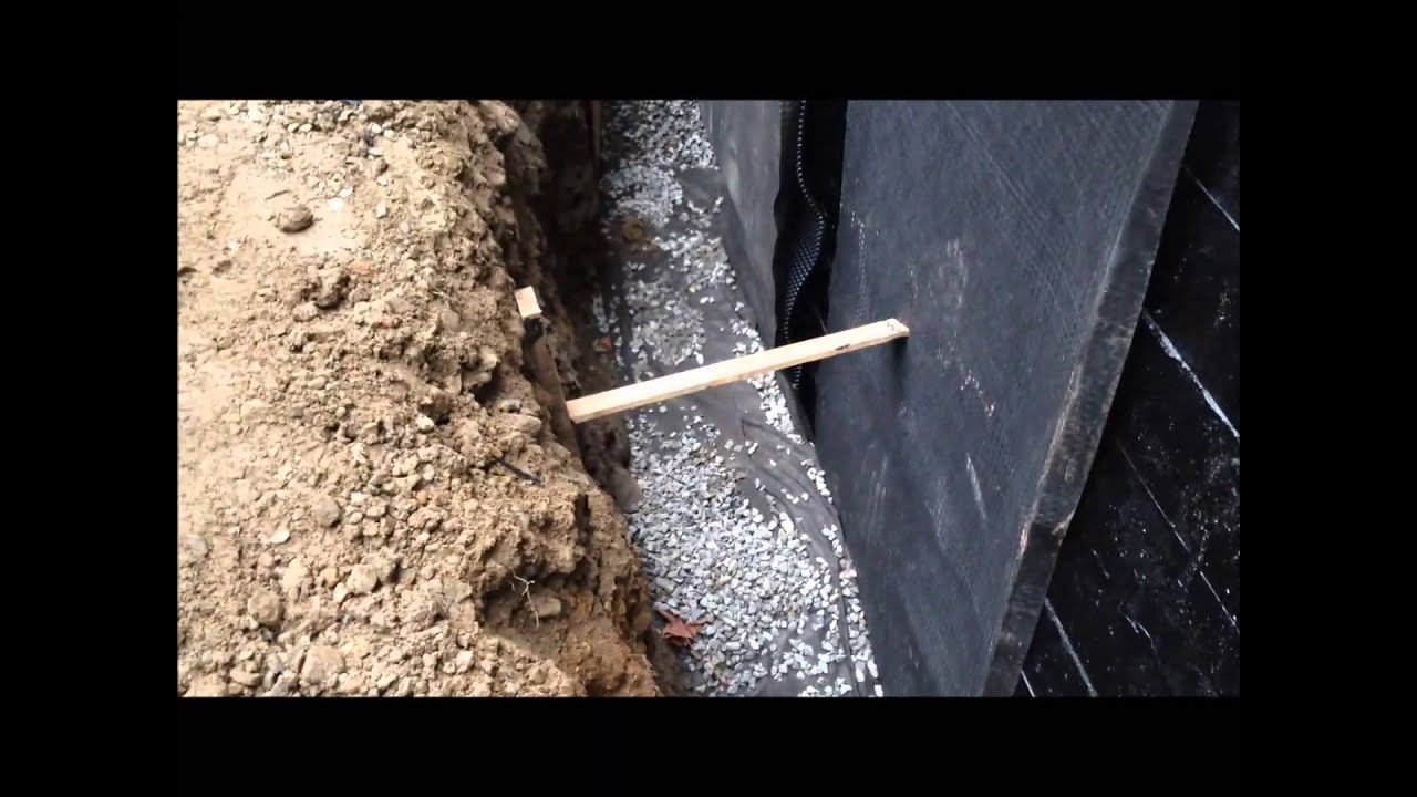 House Foundation Repair Part 5 Backfilling With Crush
