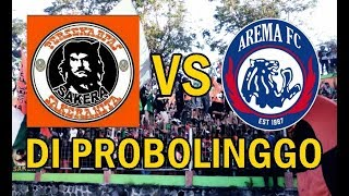 Sakera Mania vs Arema Bentrok Di Probolinggo 2017