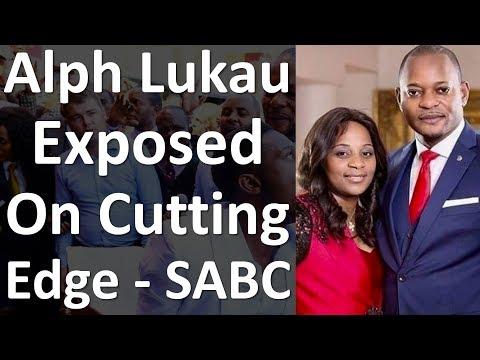 Alph Lukau Exposed On Cutting Edge - SABC