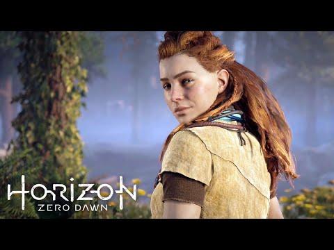 HORIZON ZERO DAWN - O Início de Gameplay, em Português! (PS4 Pro)