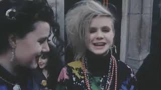 Dublin Goth New Wave Movement, 1989 (Uncensored)