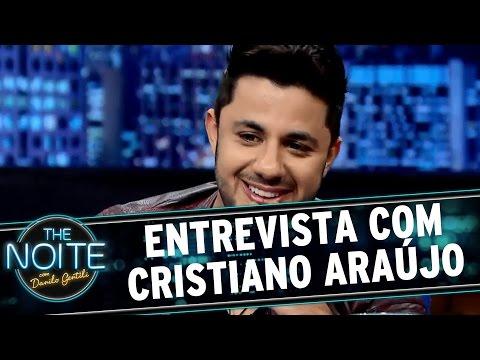 The Noite (03/02/16) - Entrevista Com Cristiano Araújo