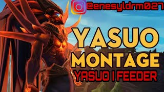 League of Legends Gameplay - Yasuo Mid Gameplay