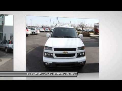 2012 Chevrolet Colorado Perrysburg OH VM222 - YouTube