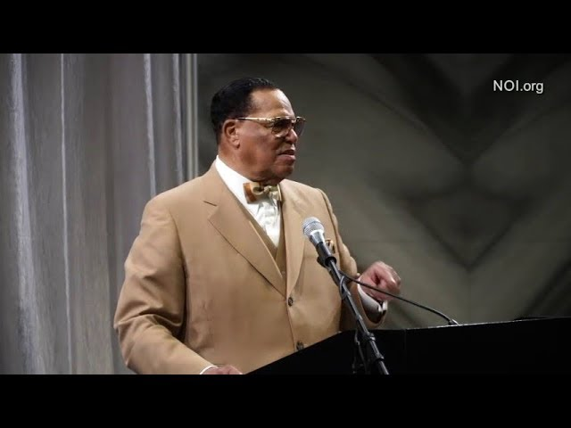 Louis Farrakhan WARNS Donald Trump & U.S. Government for FINAL TIME!!