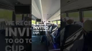 The CJ Cup mini-Vlog featuring Bibigo and my wife!🙂