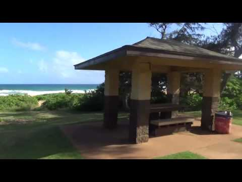 Skating on Kauai, Hawaii with Team X