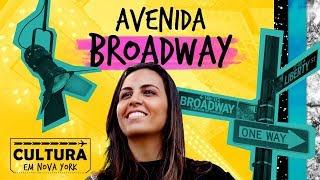 Você sabe exatamente o que é a Broadway? | Cultura em Nova York