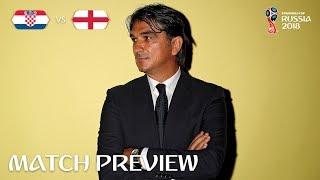 Zlatko DALIC - Croatia v England Preview - 2018 FIFA World Cup™
