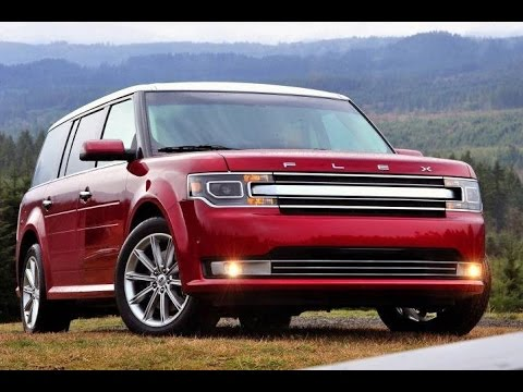 ford flex 2017 car review - youtube