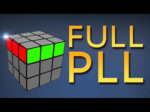 CFOP: Complete PLL Guide