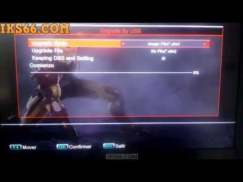 VIDEO COMO INGRESAR LLAVES BISS AL HISPASAT SKYBOX F5 HD - servidordeiks.com