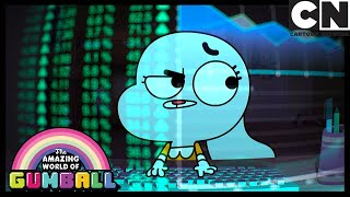 Anais Can Code Too? | The Check | Gumball | Cartoon Network