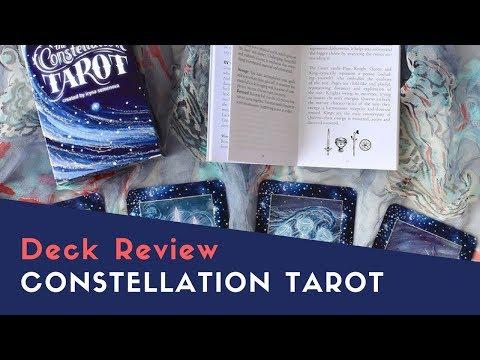 Constellation Tarot Review! + Reading
