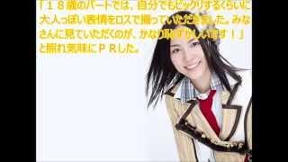 SKE48松井珠理奈(18)が、初写真集「Jurina」(集英社刊...