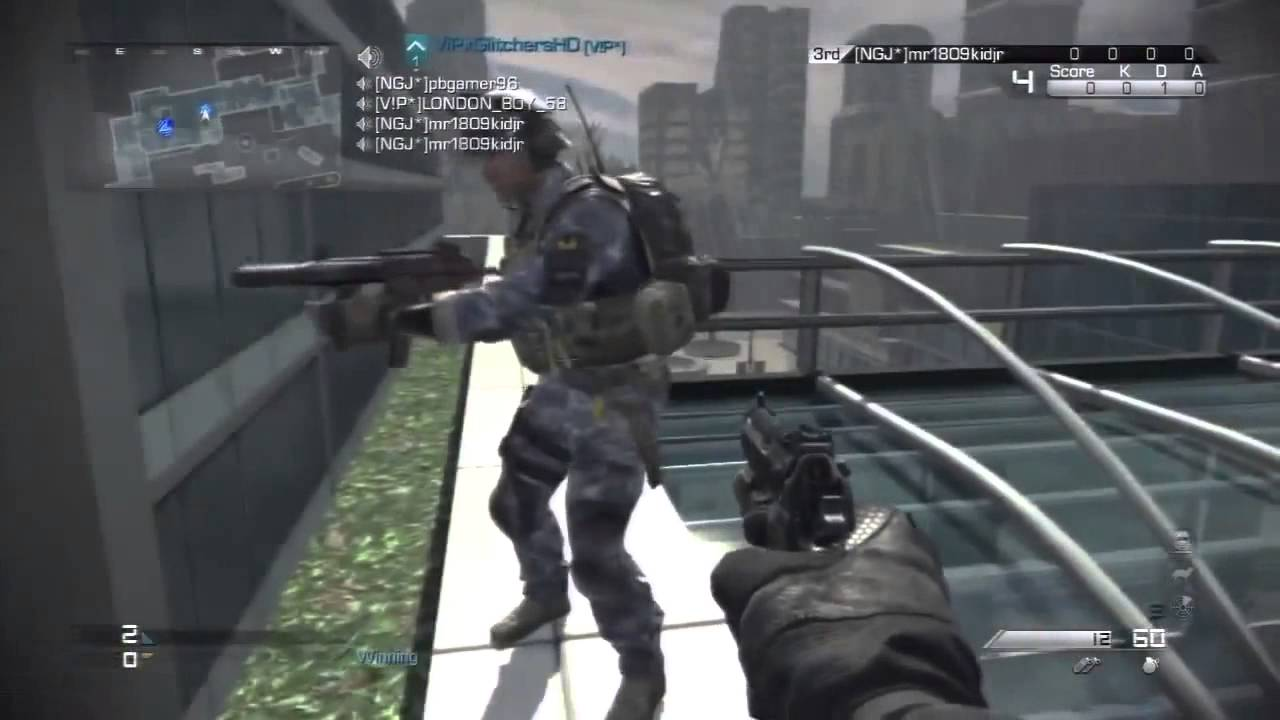 Out Of Map Stormfront Glitch - CoD Ghosts Glitches! - YouTube Call Of Duty Maps Ghost on