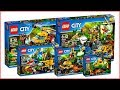 Compilation all lego city jungle 2017 speed build mp3