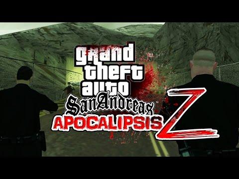 GTA San Andreas Loquendo    Apocalipsis Zombie    EPIDEMIA Z    Parte 5