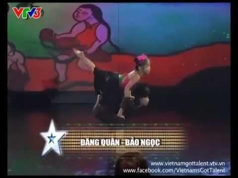 Đăng Quân & Bảo Ngọc - Dieu Mua Dan Gian