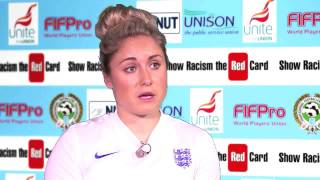 Interview with Steph Houghton