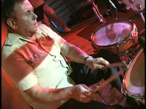 Sandy Nelson Drum Solo (Rare-You Haven't Seen This Video)
