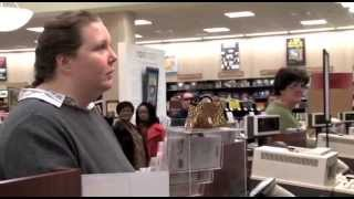 Crazy Chick Flips Out in Barnes & Noble thumbnail