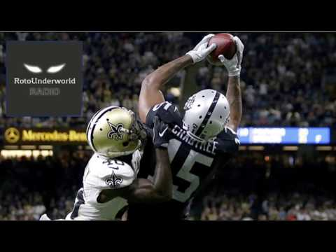 Michael Crabtree Is A Better Value Than Amari Cooper In All Fantasy Football Leagues Every Season