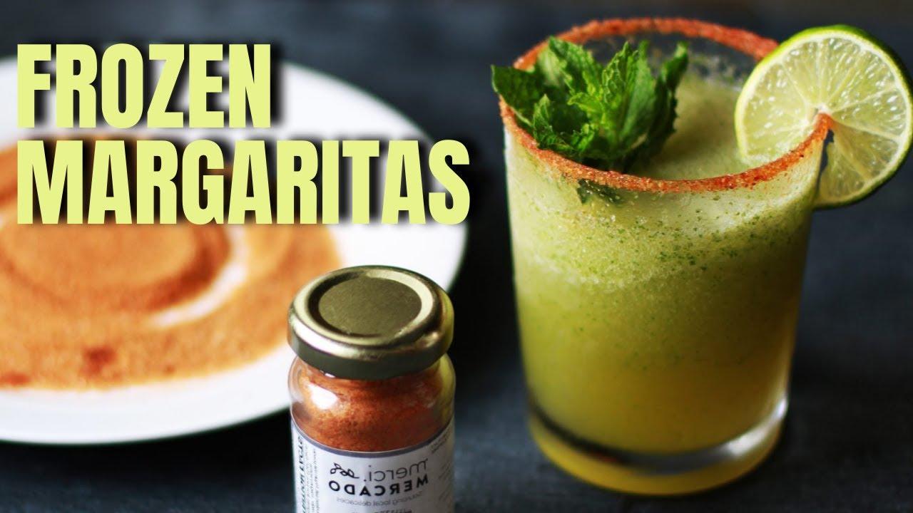 Andrew Zimmern Cooks: Frozen Margaritas