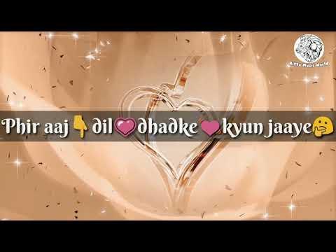 WhatsApp status song😍😍 tu hi hai Aashiqui female lyrics