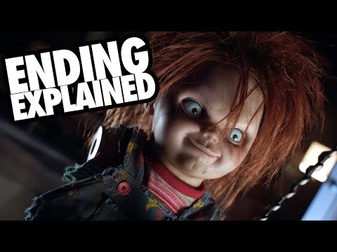 CULT OF CHUCKY 2017 Ending Explained