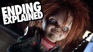 CULT OF CHUCKY (2017) Ending Explained + Review