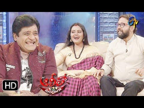 Alitho Saradaga   29th April 2019   (Actors) Preethi Nigam,Nagesh ETV Telugu
