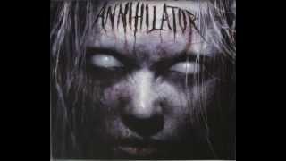 Annihilator - Death In Your Eyes [Lyrics]