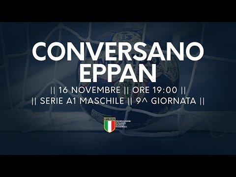 Serie A1M [9^]: Conversano - Eppan 28-19