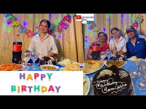 Download My lockdown birthday 🎉| How I celebrate my birthday on this lockdown 😋(Samiksha & Sanchita) Vlog 3