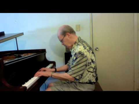"Edward Tarte plays ""Buttons and Bows"""