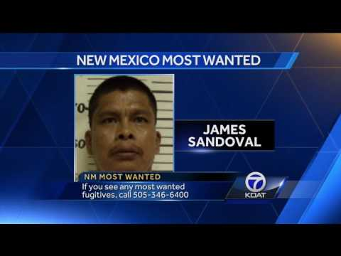 Video: New Mexico Most Wanted