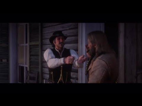 [BIG SPOILER DONT READ FURTHER] Red Dead Redemption 2 - Death Of Kieran