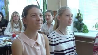 Учитель року  2017,  урок музики в 7 класі Мелітопольської ЗОШ 8  Вчитель Постол Н О
